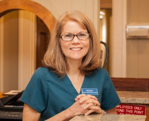 Peggy Snider, Office Administrator
