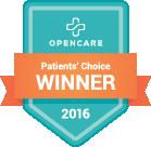 Patients Choice Winner 2016