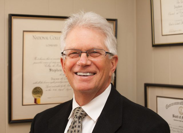 Dr. Stephen Snider, Asheville Chiropractor and Applied Kinesiologist